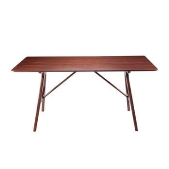 Masă din lemn Sømcasa Amara, 160 x 95 cm