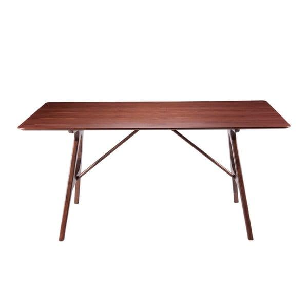 Drewniany stół sømcasa Amara, 160x95 cm