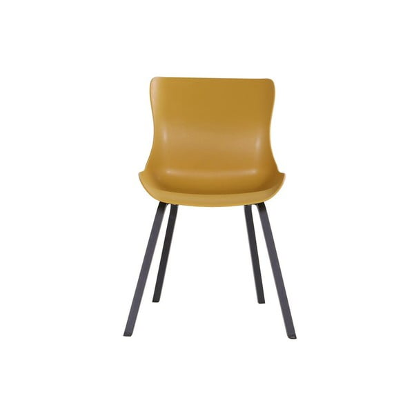 Set 2 scaune de grădină Hartman Sophie Element, galben