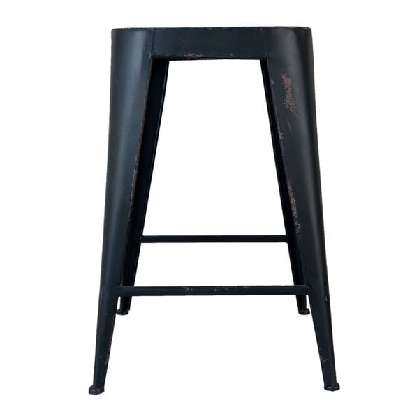 Kovová stolička Clayre & Eef, 35 x 50 cm