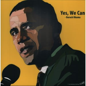 Obraz Obama