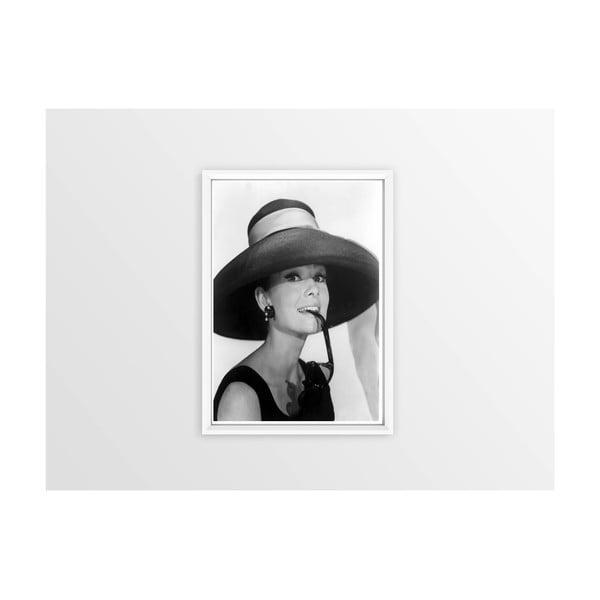 Obraz Piacenza Art Audry Hat,30x20cm