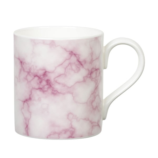 Hrnek Marble Pink