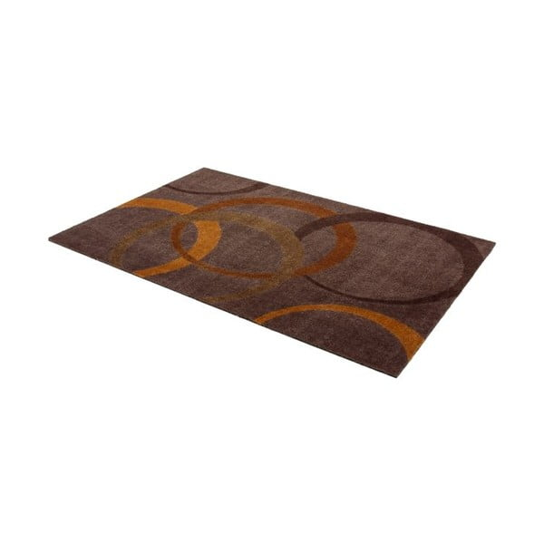 Rohožka Bonjour 100 Brown, 60x90 cm