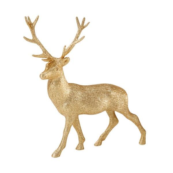Dekorativní jelen ve zlaté barvě Talking Tables