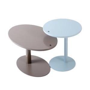 Set stolků Dot S+M (různé barvy)