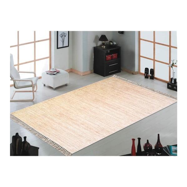 Koberec Vitaus Hali Kahve Sand, 80x150cm