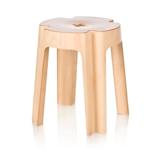 Židle Bloom, bříza