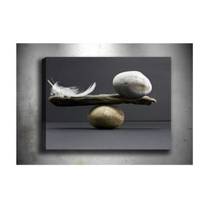 Obraz Tablo Center Stone Equilibrium, 60 x 40 cm