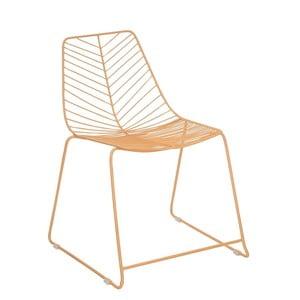 Žlutá židle Ixia Garden