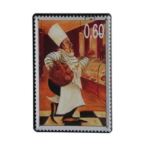 Cedule Stamp Chef I, 15x21 cm