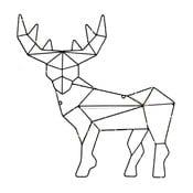 Decorațiune luminoasă LED Best Season Reindeer