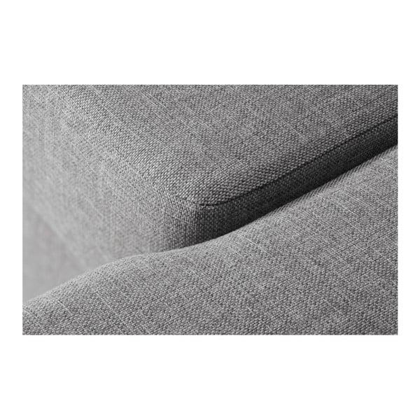 Colțar extensibil Florenzzi Platti, gri