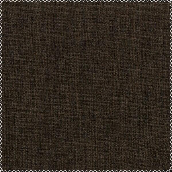 Rozkládací pohovka Karup Point, Black/Raw Beech/Choco Brown