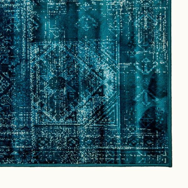 Koberec Vintage Antique Blue, 140x200 cm