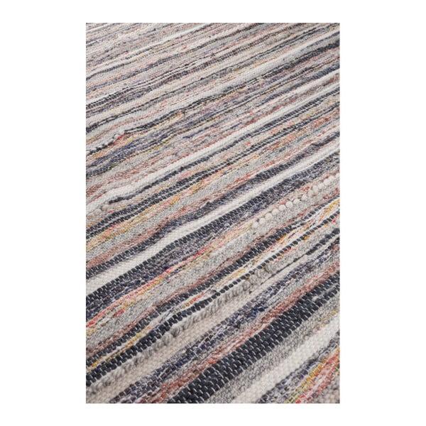 Ručně vyráběný koberec Dutchbone Multi, 170x240cm
