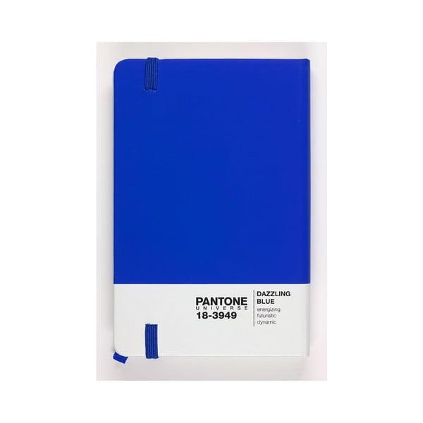 Zápisník Rubber Dazzling Blue-18-3949