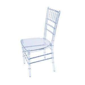 Židle Chiavari Transparent