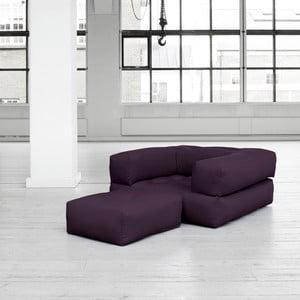 Variabilní křeslo Karup Cube Purple