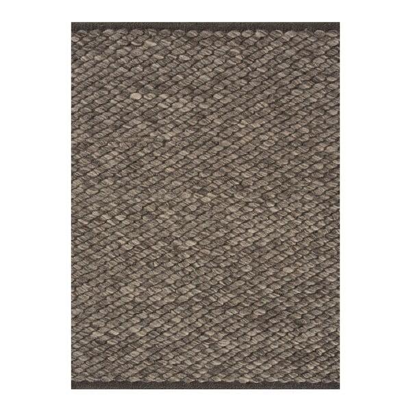 Vlněný koberec Nordic Stone, 140x200 cm