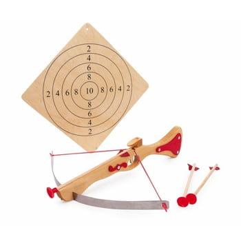 Arc și săgeți din lemn Legler Sport Crossbow de la Legler