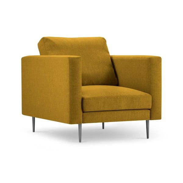 Piero sárga fotel - Milo Casa