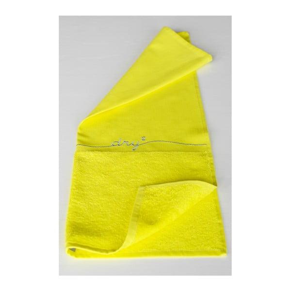 Utěrka Dry, žlutá