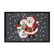 Preș Zala Living Santa and Snowman, 40 x 60 cm