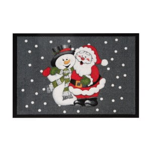 Rohožka Zala Living Santa and Snowman, 40 x 60 cm