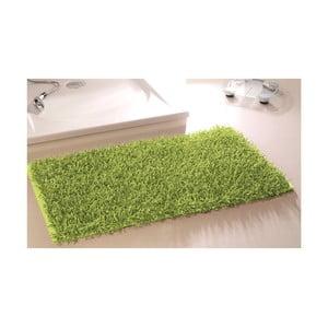 Koupelnová předložka Metallic Look Green, 50x70 cm