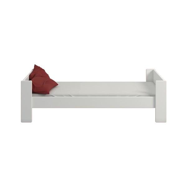Krémově bílá dětská postel Steens For Kids, 90x200cm