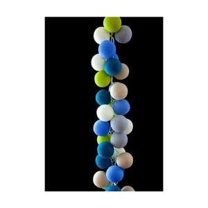 Světelný řetěz Mojito, 50 ks světýlek