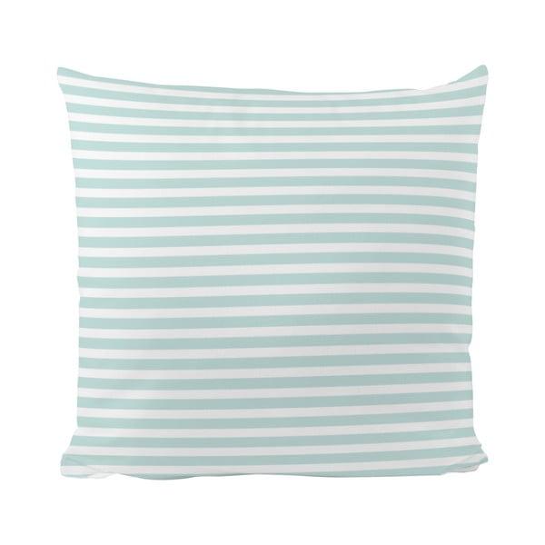 Polštář Blue Stripes, 50x50 cm
