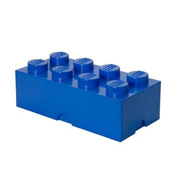 Cutie depozitare LEGO®, albastru imagine