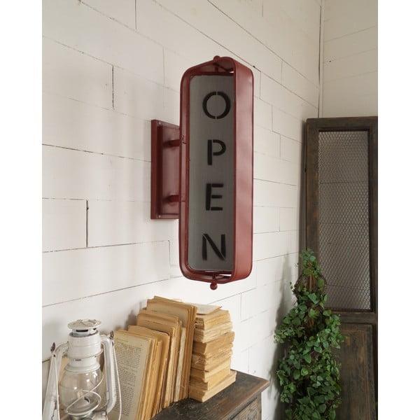 Nástěnná dekorace Open Closed