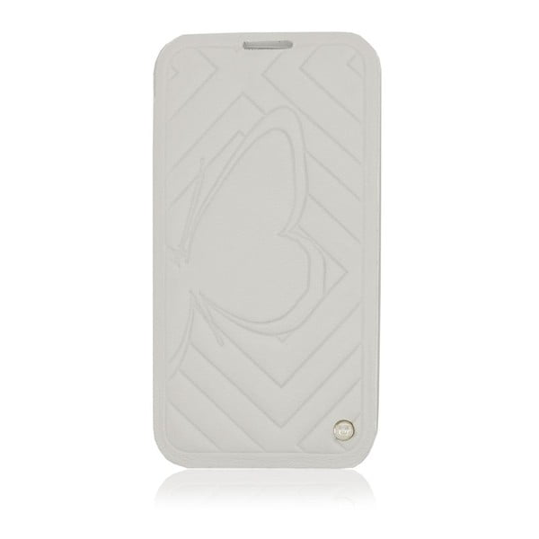 Obal na Samsung Galaxy S4 Quilted Butterfly