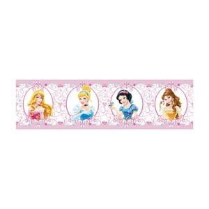 Samolepící bordura AG Design Disney Princezny, délka 5m