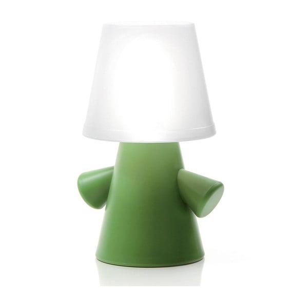 Solární otočná lampa Greenman