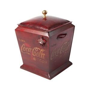 Červený chladící box RGE Winter