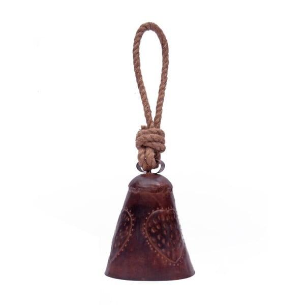 Závěsný zvonek Bell Vintage Heart