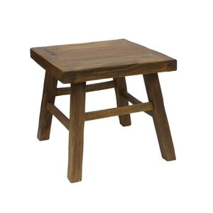 Konferenční stolek  ze dřeva mungur HSM collection Sqate