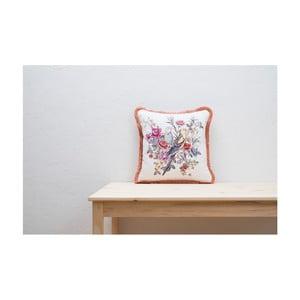 Bavlněný polštář Ethere Fresso, 50 x 30 cm