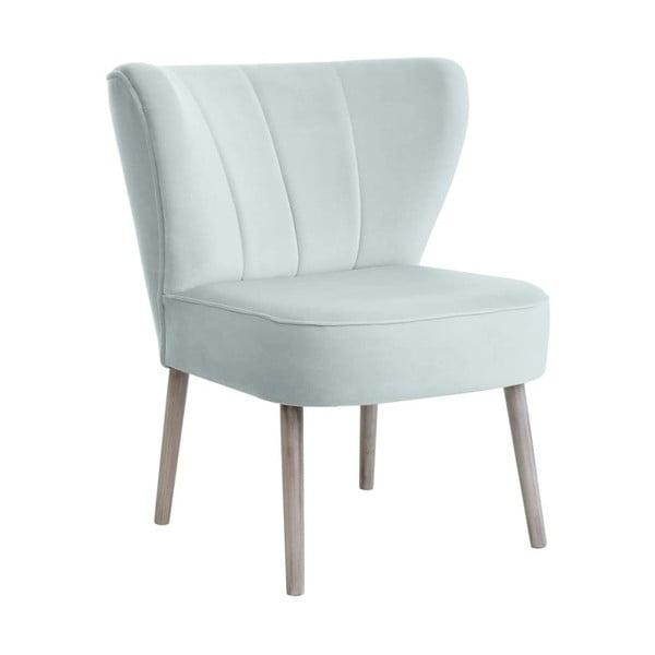 Světle zelená jídelní židle JohnsonStyle Paola