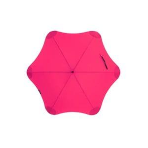 Vysoce odolný deštník Blunt XS_Metro 95 cm, růžový