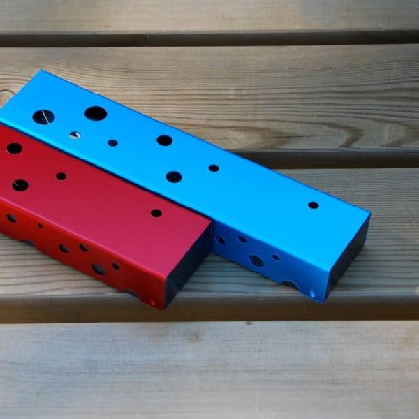 Krabička Modulbox, blue+black