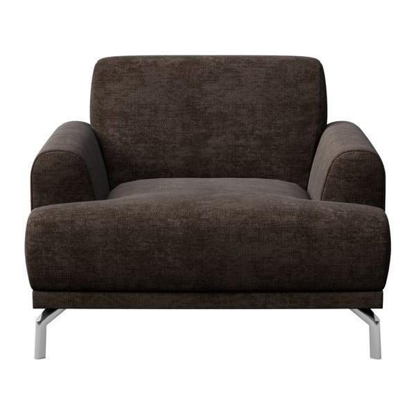 Puzo sötétbarna fotel - MESONICA