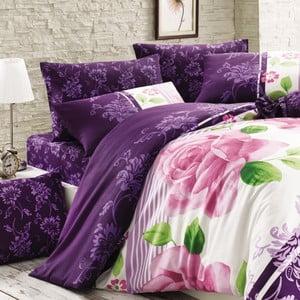 Povlečení Rozalin Purple, 240x220 cm