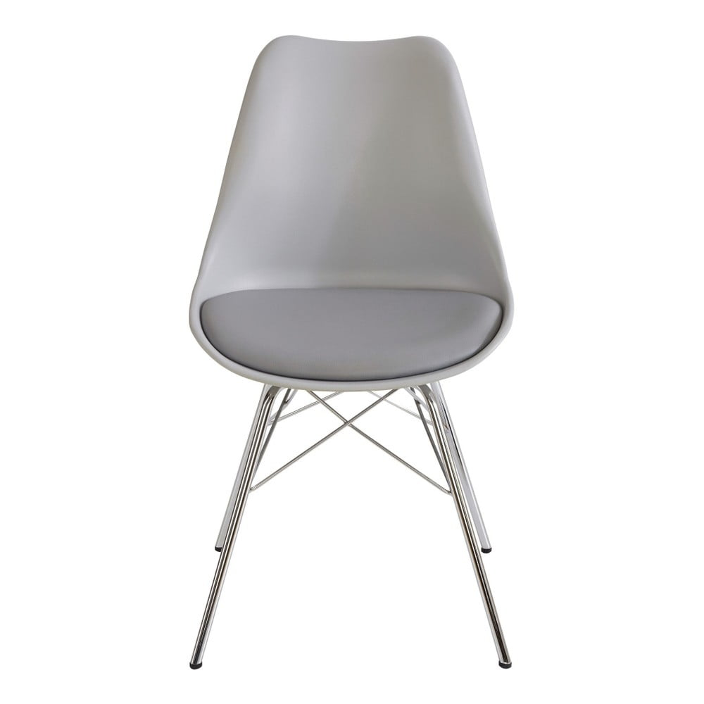 Šedá židle Støraa Jackson