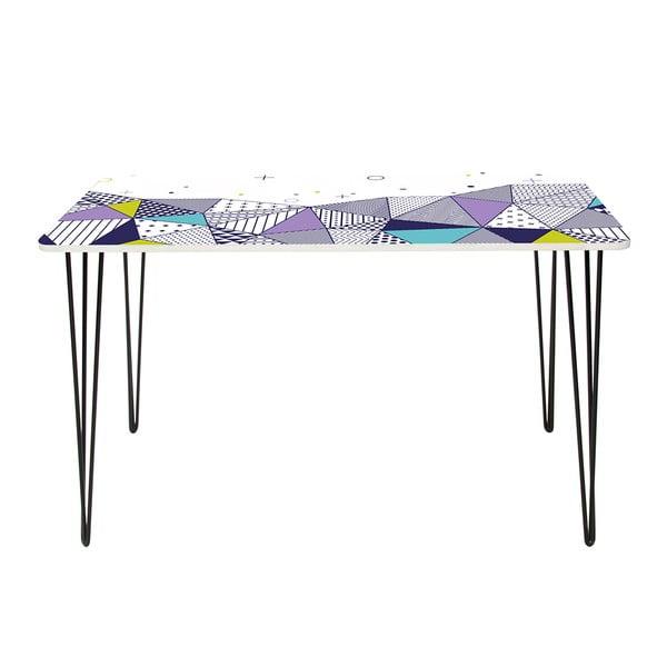 Pracovní stůl I Like Geometry