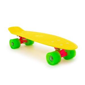 Skateboard Miller Fluor Yellow